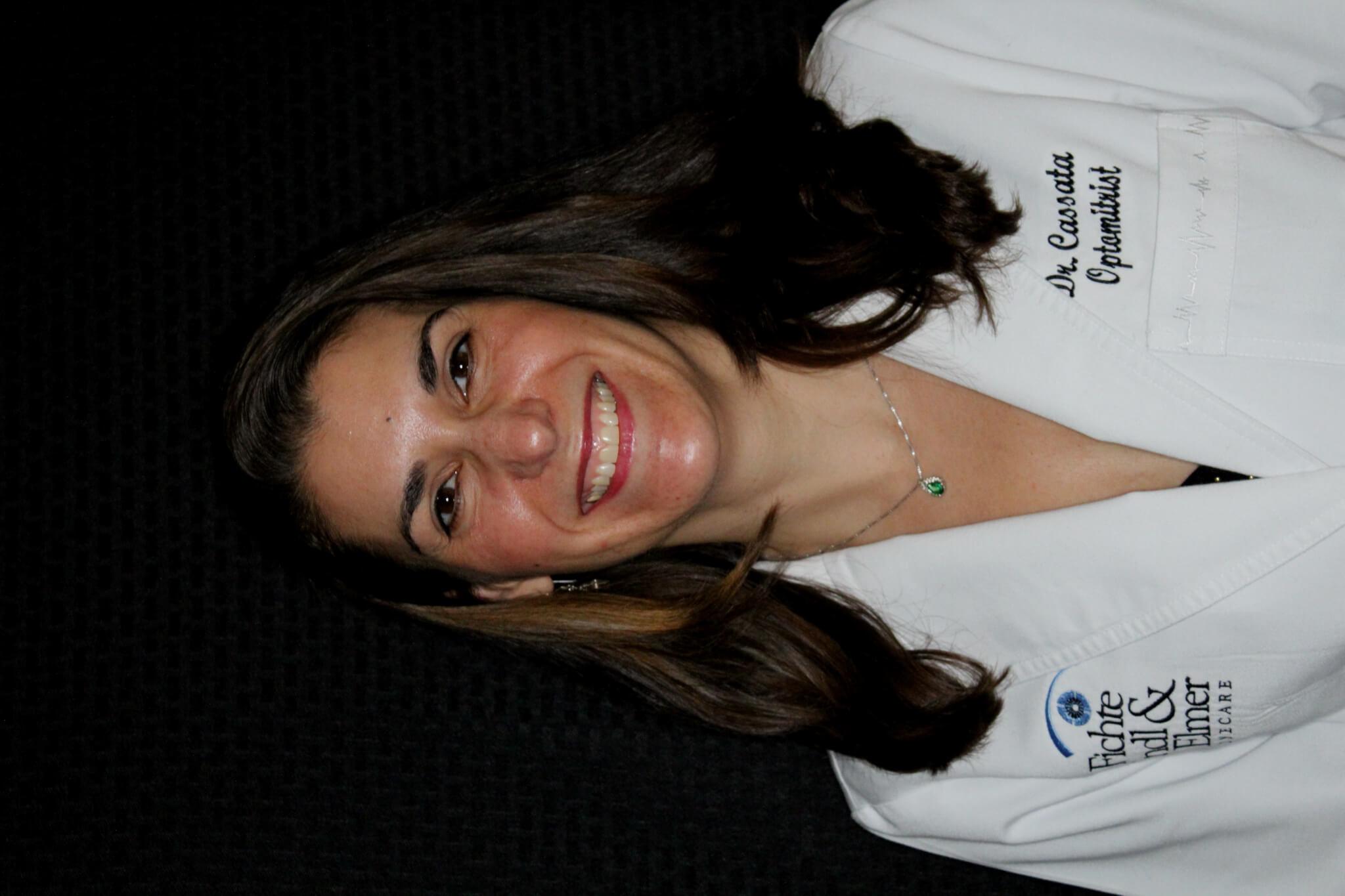 Dr. Adrienne M. Cassata O.D.