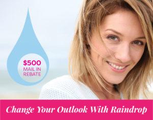 Raindrop $500 Rebate