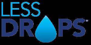LessDrops Logo for Cataract Surgery