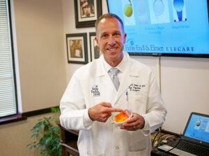Buffalo Ophthalmologist, Dr. Elmer.