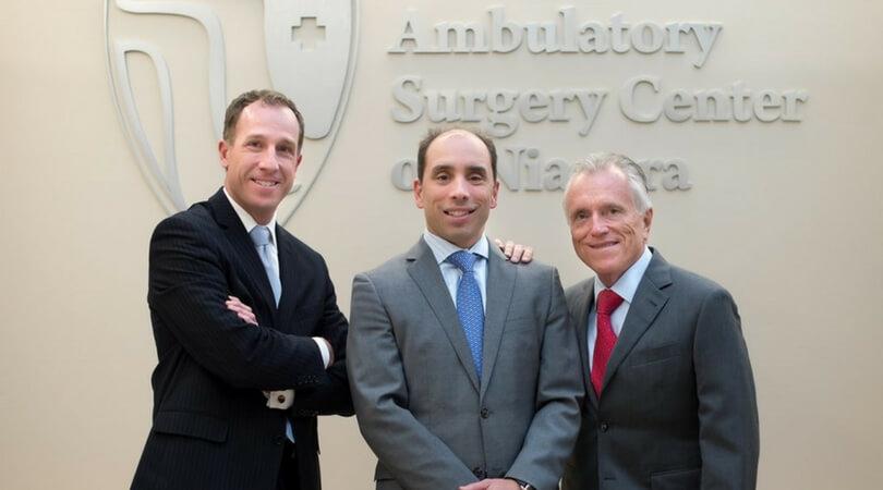 Doctors Fichte, Endl, and Elmer