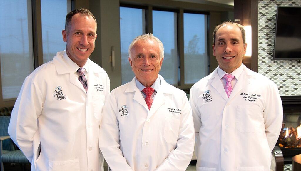 Cataract Surgeons at Fichte Endl & Elmer Eyecare