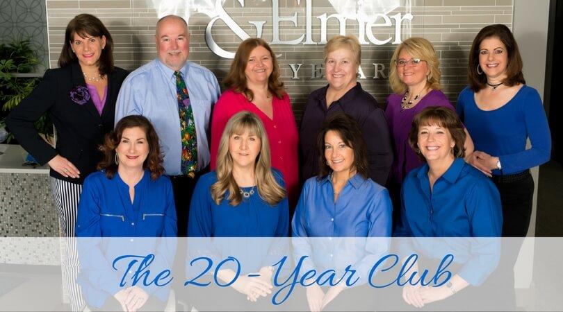 The 20-year club